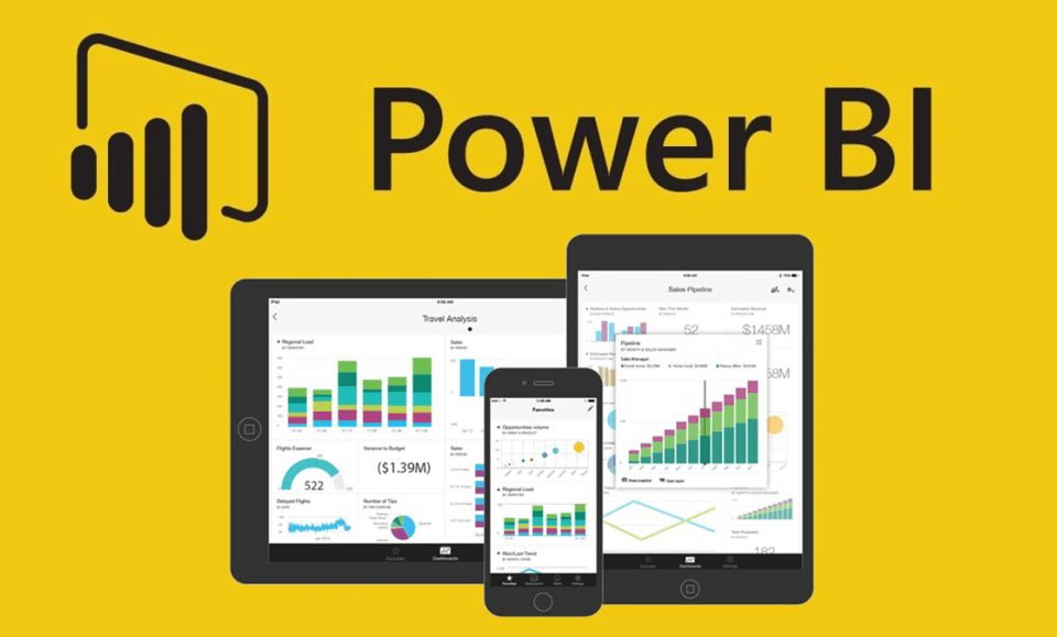 power-BI by Foresight BI & Analytics Logo