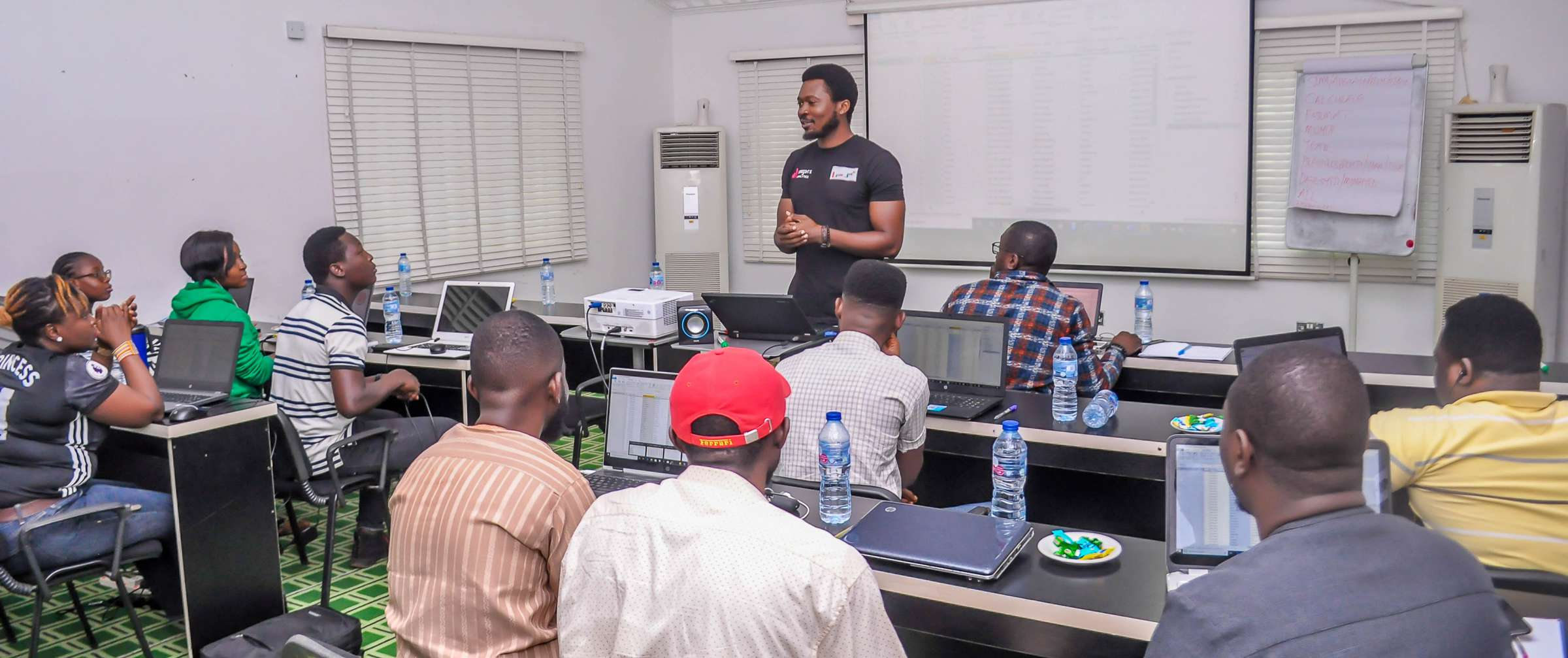 Power BI Bootcamp By Ahmad Oyelowo, in Foresight BI & Analytics