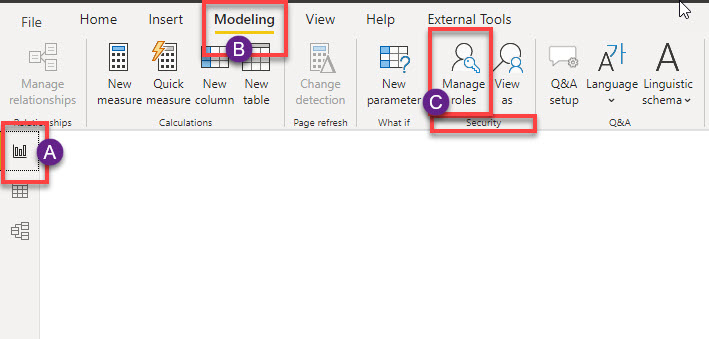 Creating Row Level Security in Power BI