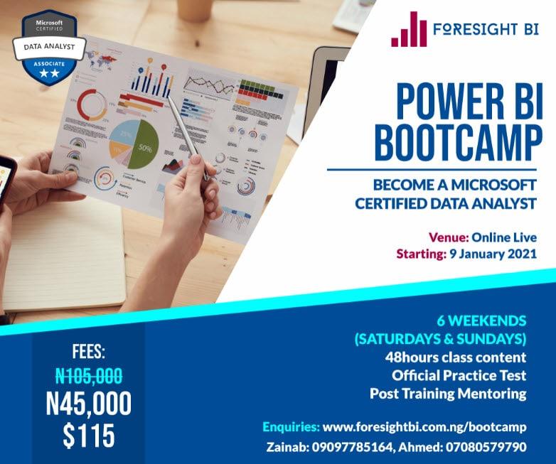 Power BI Training in Nigeria